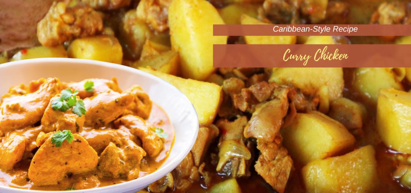 curry chicken recipe
