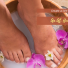 At-Home Spa Pedicure: Create a DIY Experience