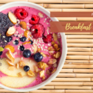 Refreshing Breakfast Smoothie Bowl