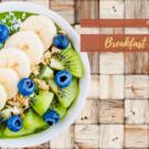 Refreshing Breakfast Smoothie Bowl