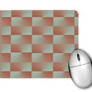 Mouse Pad - Checkered Morning Collection